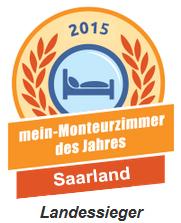 Mein Monteurzimmer Sieger 2015