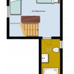Appartement Sonnenblume Etage 2